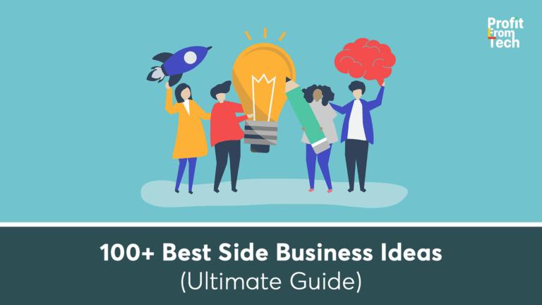 Best Side Business Ideas to Start