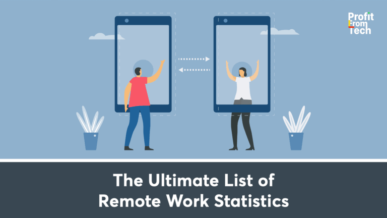 The Ultimate List of Remote Work Statistics