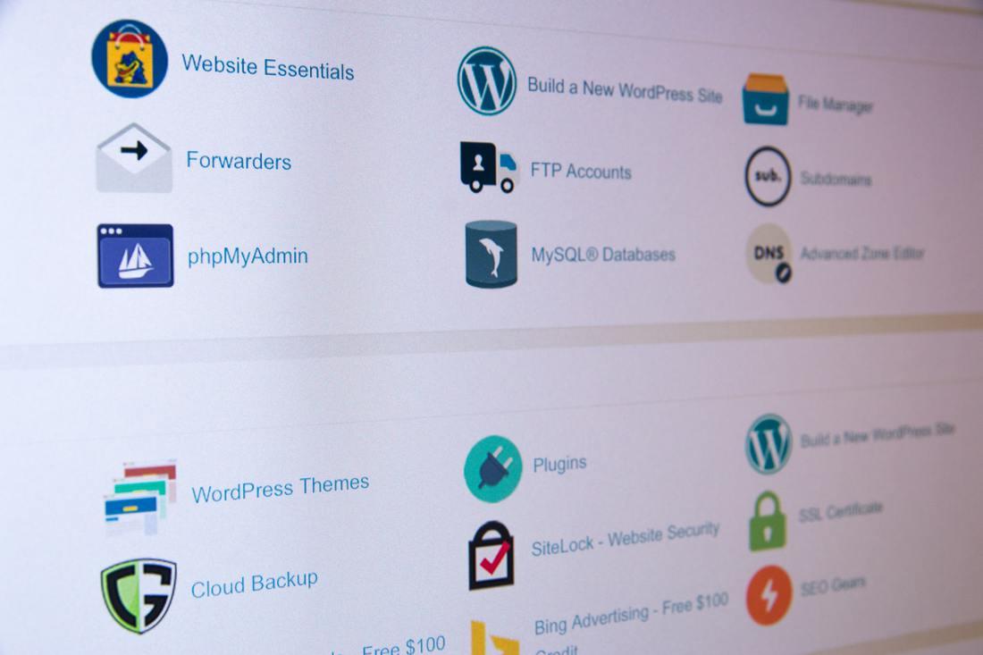 hosting stron www