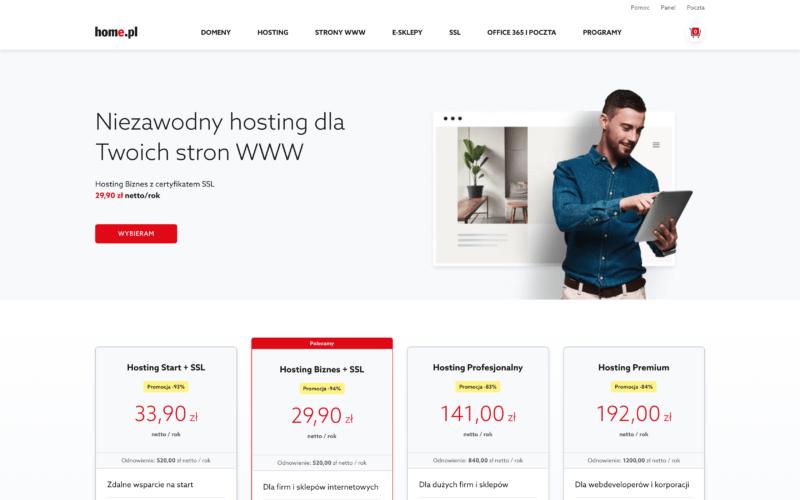 home.pl hosting