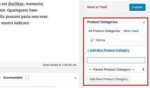 Dodaj kategorię produktu