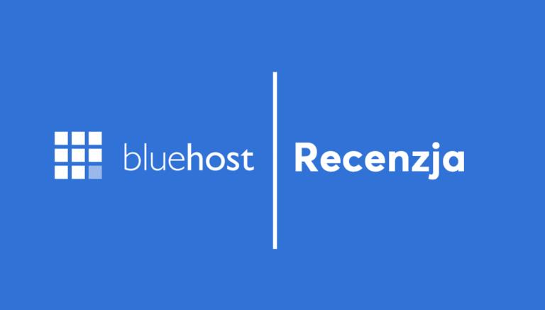 bluehost recenzja
