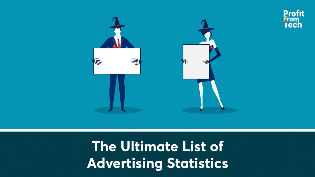 The Ultimate List of Advertising Statistics