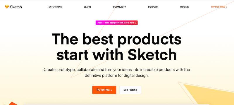 Szkic: narzędzie do projektowania grafiki wektorowej