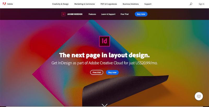Zdjęcie na okładkę programu Adobe InDesign