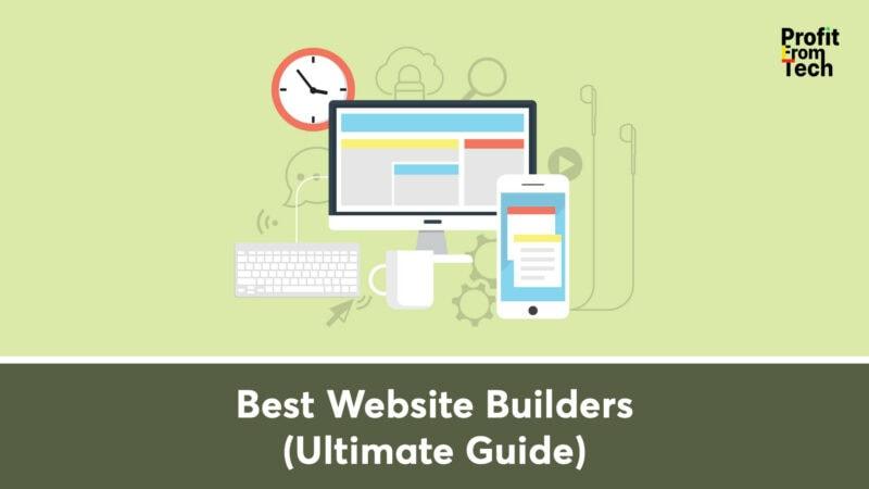 Best Website Builders (Ultimate Guide)